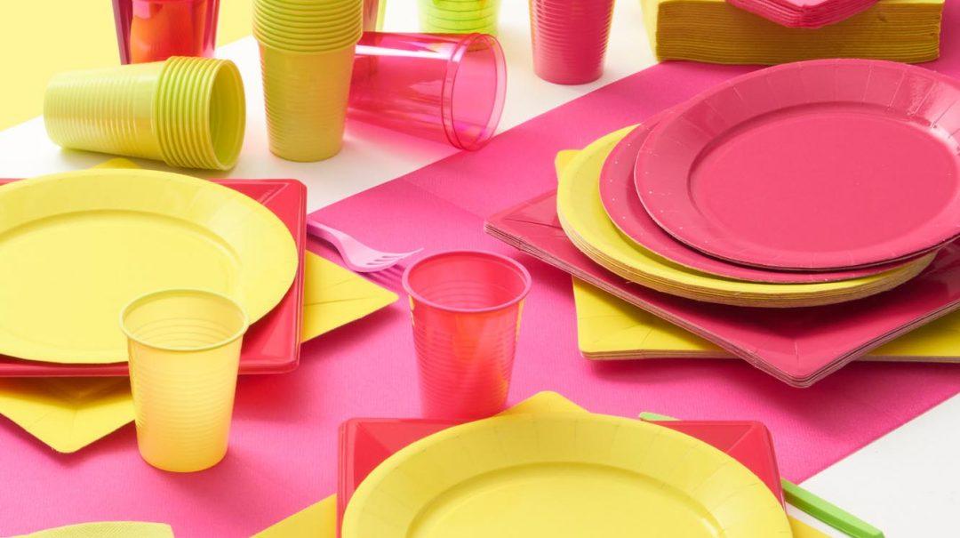 Préparez votre vaisselle d'été pour manger dehors !