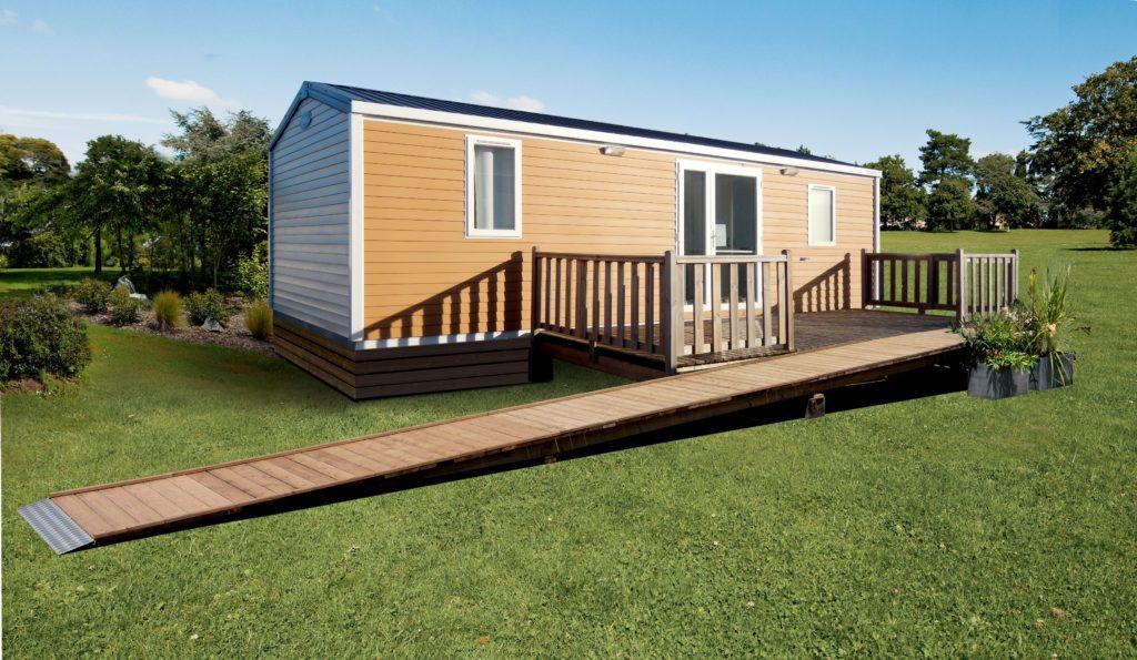 Choisir un mobil-home dans la Manche au camping Utah Beach