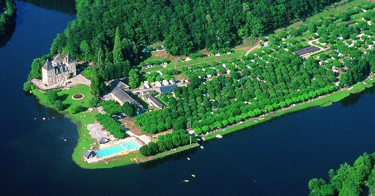 Quelles sont les activités touristiques que vous pouvez pratiquer au camping le Gibanel ?