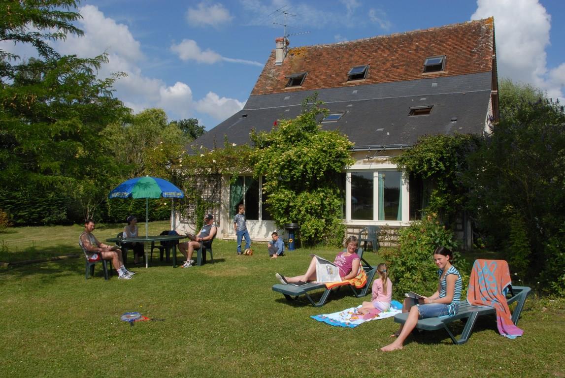 Séjour au camping Parc de Fierbois : une location de mobil-home et chalet de luxe près du château de Langeais !