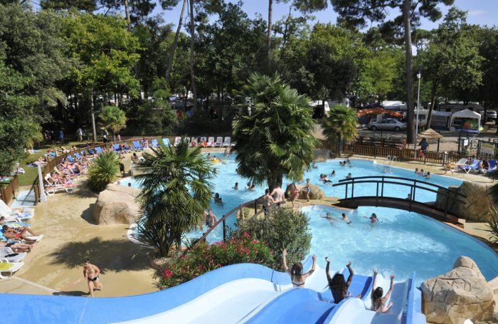 Top 4 des meilleurs campings à Saint Georges de Didonne