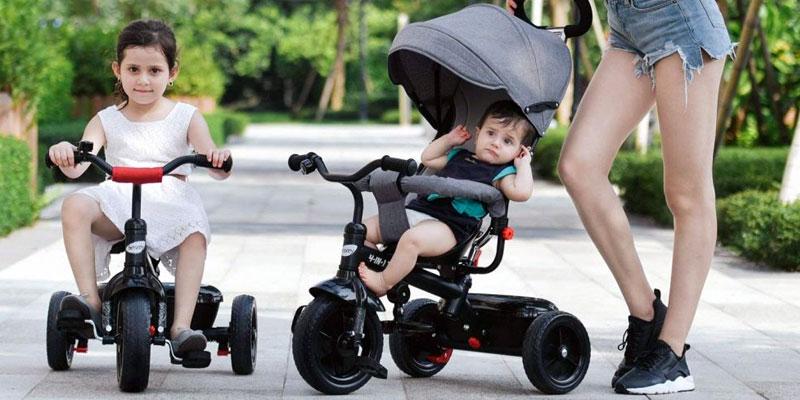 Comment acheter le modèle de tricycle évolutif parfait ?